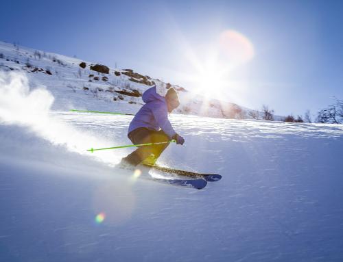 Amanti dello sci